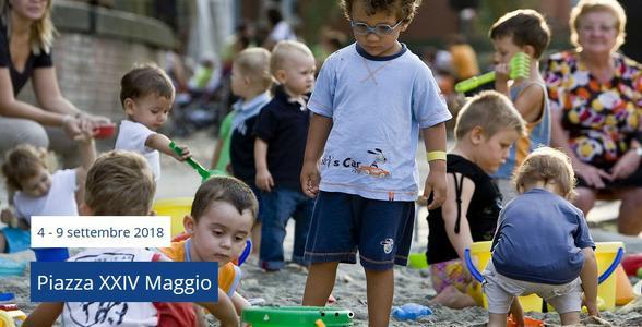 L'Estate dei Bambini all'Acquedotto: 5 giorni di giochi, spettacoli e iniziative per i piùpiccoli